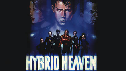 Hybrid Heaven Wallpaper #4 ORIGINAL by Razpootin