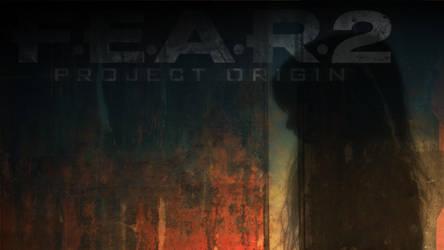 FEAR 2 Project Origin Wallpaper by Razpootin