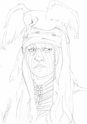 Tonto WIP by LoserWithDoom