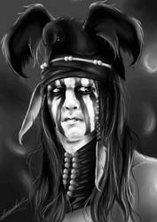 Tonto by LoserWithDoom