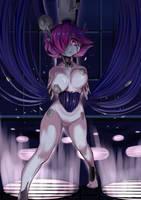 monster girl - cyborggirl by nico-MO
