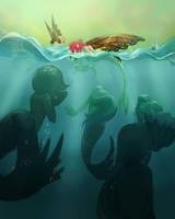 Metamorphosis by Rowza