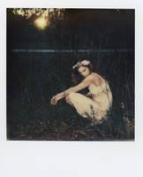 Hillary Polaroid 1 by Queen-Kitty