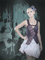 Triangle Dress by Cupcake--Princess