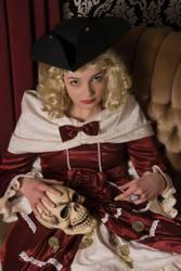 Pirate Princess Part II by Cupcake--Princess