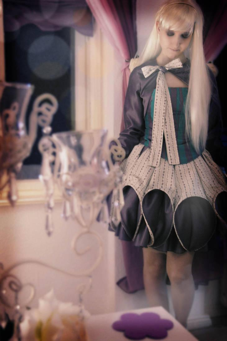 Rapunzel Fashion Tale by Cupcake--Princess