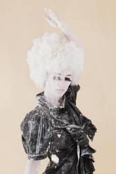 black bow dress by Cupcake--Princess
