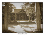 Shinto Temple 1906 by Telliria
