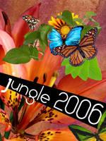 Jungle Collage by Telliria