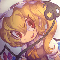 Flandre Scarlet by yueest