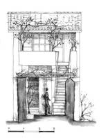 traditional athenian house II by elen-del