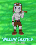 Willow Blister by Blur-Falco
