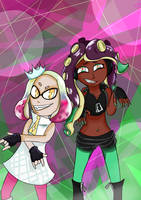 Off The Hook by EtherDraws