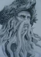 Davy Jones by MallorySmallory
