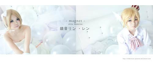 White Magnet - Memories by lavena-lav