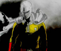 One Punch Man - Scene Tribute by TruiArts