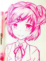 Natsuki  by TruiArts