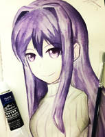 Yuri (Watercolor) by TruiArts