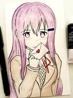 Yuri - Happy Valentines Day! by TruiArts