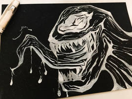 Venom  by TruiArts