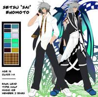 Ref. Sheet- Sai Enomoto by Sacrificed908