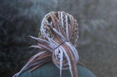 dreads by Domiinka