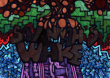 Savannahs Wake by PXSausage