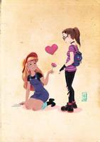 Lovey by Smolb