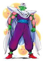 Piccolo by Smolb