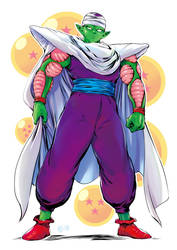 Piccolo by Smolb