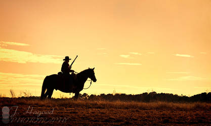 The Cowboy by jhagood23