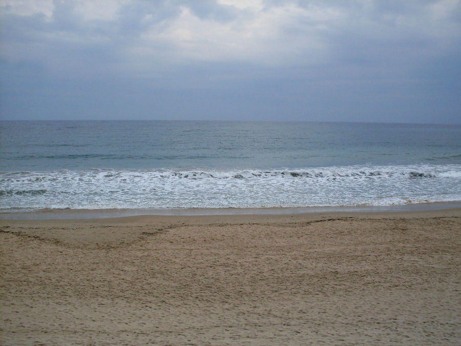 spanish beach by shetty05