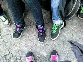 Sneakers. by shetty05