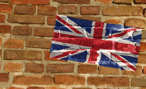 flag in wall by shetty05