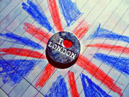 i love london. by shetty05