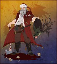Santa Claus-2009 by arvalis