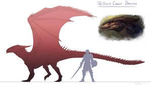 Dragon Tutorial by arvalis