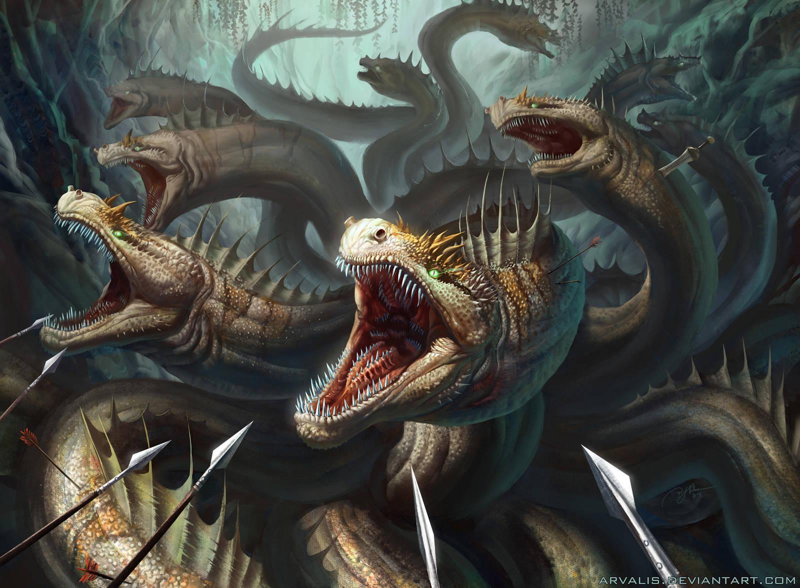 -Hydra- by arvalis