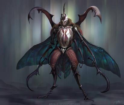Beetle Boi by arvalis
