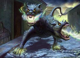 -Hellhound- by arvalis