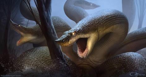 Hydra by arvalis