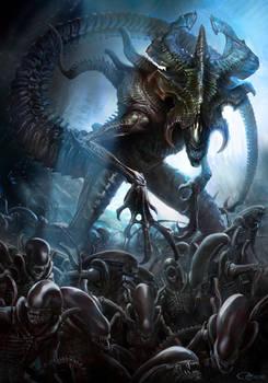-Alien King- by arvalis