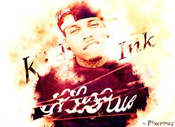 Kid Ink. by BlueroseProductions