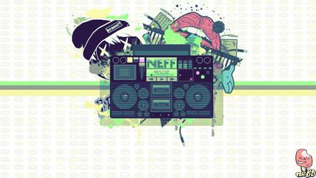 Neffbox. by BlueroseProductions