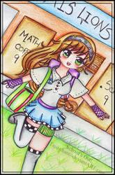 .:. School's Out .:. by Tajii-chan