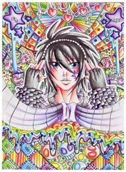 Colors of Music by Tajii-chan