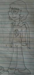 Marvin White Sketch by Yagoshi
