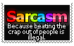 Sarcasm vs2 by PaboSaranghae