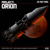 Project Orion: WIP 01 by AbaKon