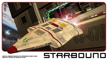 Starbound by AbaKon